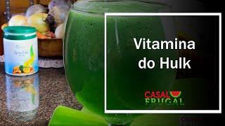 Vitamina do Hulk