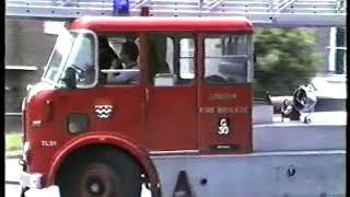 London Fire Brigade AEC TLs