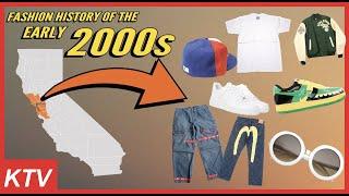Streetwear HISTORY (2000-2015) BAY AREA