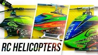 ВЕРТОЛЕТЫ НА РАДИОУПРАВЛЕНИИ (RC HELICOPTERS)(, 2017-11-11T19:01:10.000Z)