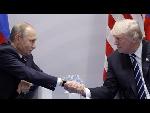 Trump & Putin Talk, But US-Russia Confrontation Lingers