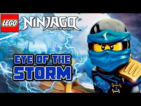 Eye of the Storm - Ninjago Tribute (The Fold)