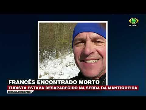 SP: Alpinista Francês é Encontrado Morto