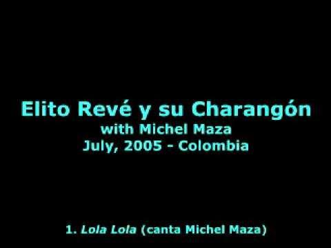 Elito Revé y su Charangón with Michel Maza-2005-Colombia