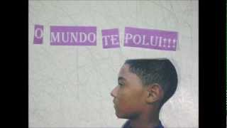 Curta de Animação - Mente Poluída (Short animation Polluted Mind)
