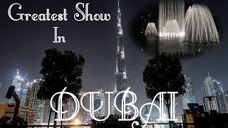 THE GREATEST SHOW IN DUBAI | MYSTERY FLIGHTS DUBAI PART 4