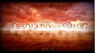 The Hobbit: Desolation Of Smaug Trailer Soundtrack HQ