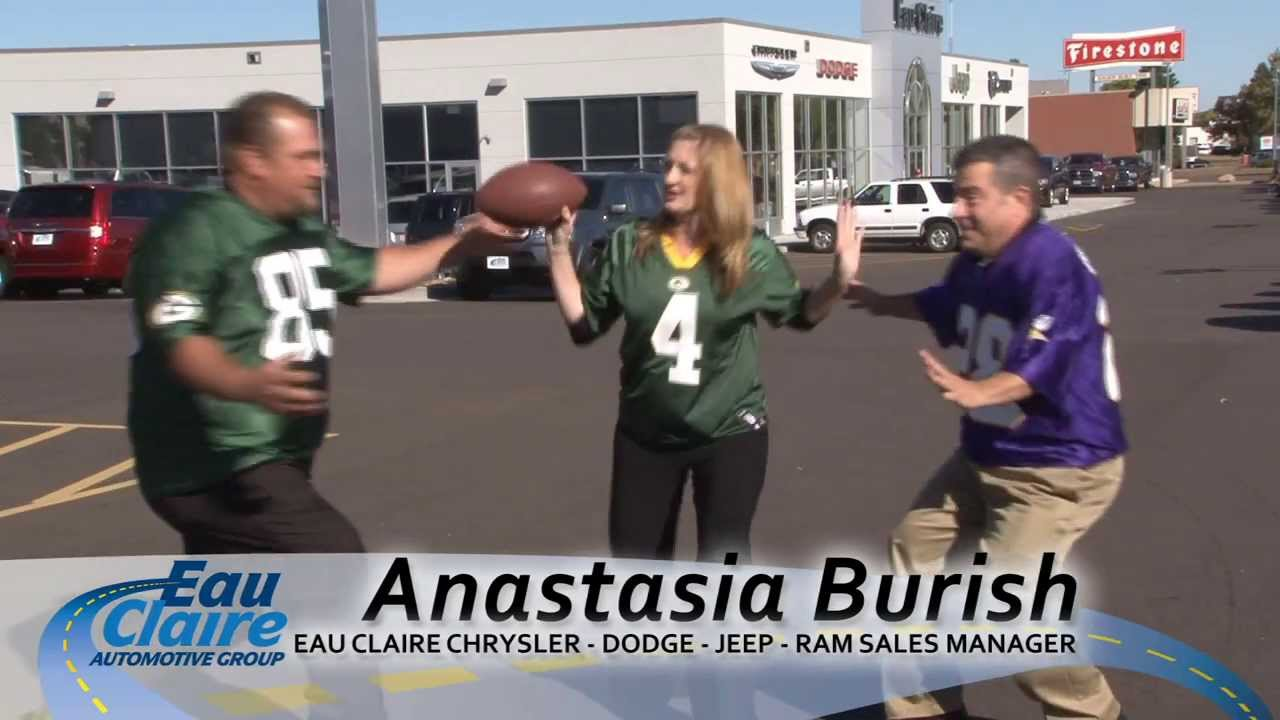 Eau Claire Auto Group >> Eau Claire Auto Group Rocktober Football Challenge Tv Commercial By Ez New Media