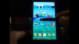 WAVE LAUNCHER para tu android - galaxy s4/s3/note2/etc
