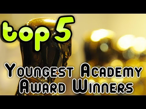 Top 5 Youngest Academy Award Winners