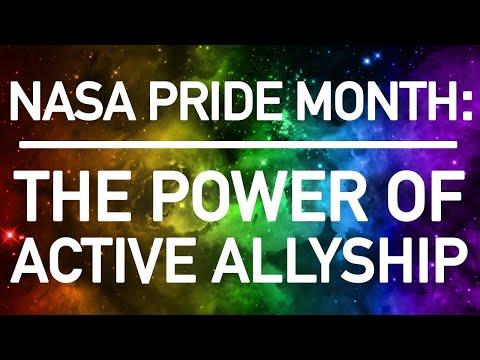 The Power of Active Allyship @ NASA