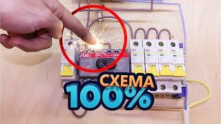 как безопасно подключить бензогенератор