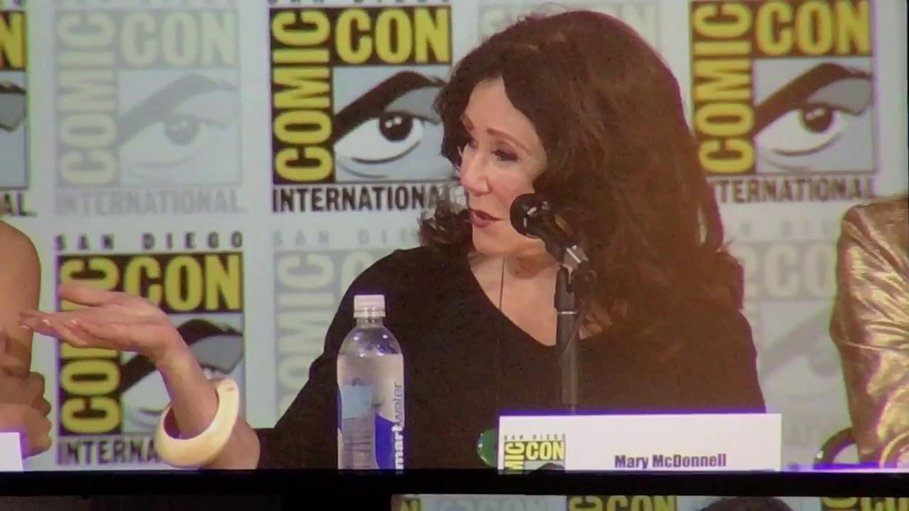 Download Battlestar Galactica Reunion panel SDCC 2017 Part 1