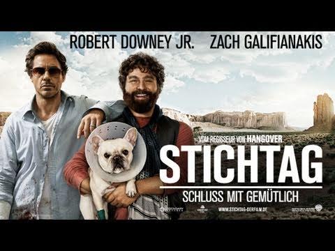 Download STICHTAG (Due Date) - offizieller Haupt Trailer deutsch  german HD