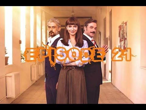 Hayat Bazen Tatlidir / Cinta Cantik Episode 21 (CC) Bahasa Indonesia