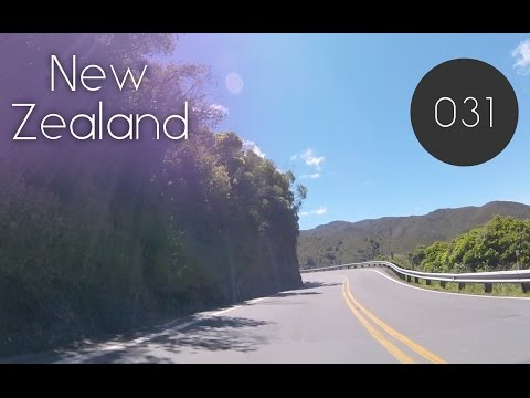 NZ[031] Drive State Highway 2 Part2 - Featherston to Upper Hutt 2016/12/14