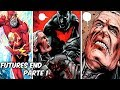LA MUERTE BATMAN, FLASH, SUPERMAN Y LA LIGA DE LA JUSTICIA