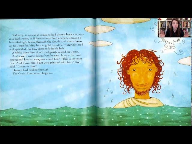 Bible Story - Heaven Breaks Through
