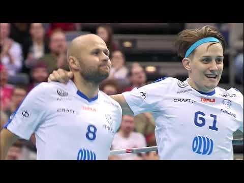 2018 Men's WFC - Final Highlights - FIN V SWE