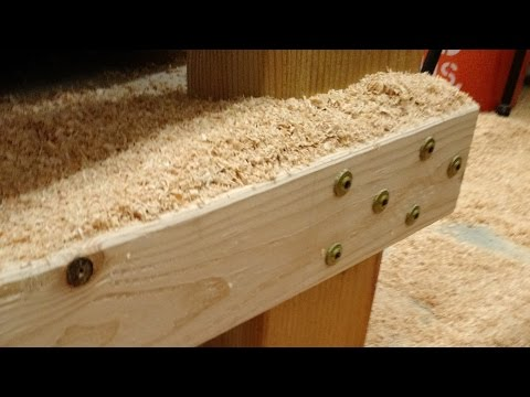 Diresta inspired workbench