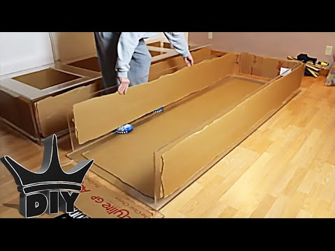 HOW TO: Build Large Acrylic Aquariums