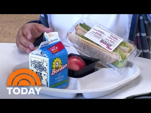 'School Lunch Shaming' Is Now Against The Law In New Mexico | TODAY