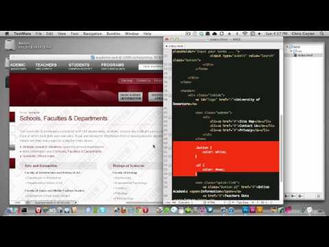 CSS-Tricks Screencast #100: Let