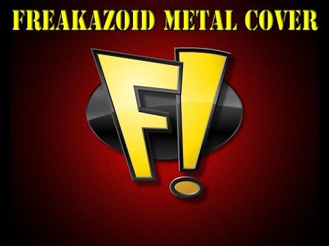 Freakazoid Intro Metal Cover