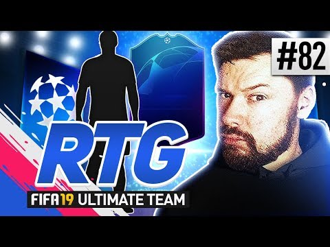 TRADABLE UCL WALKOUT! - #FIFA19 Road to Glory! #82 Ultimate Team