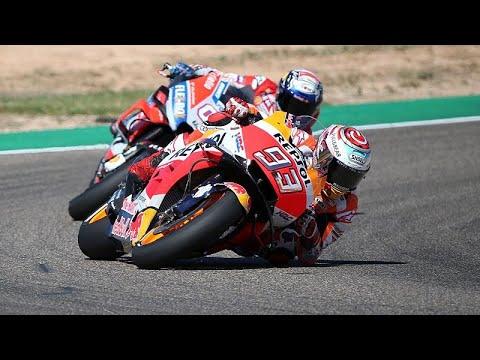 Marc Márquez vence GP de Aragão em MotoGP