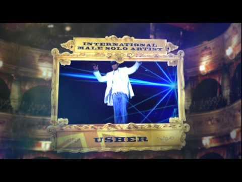 Eminem wins International Male presented by Natalie Imbruglia | BRIT Awards 2005