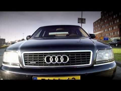 Klokje rond - Audi A8