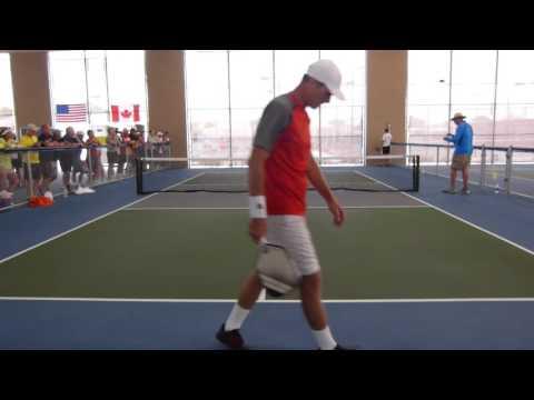 LDC 5.0 Men's Singles-Finals Rozpedski vs Yates
