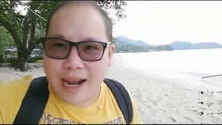 เกาะช้าง วันที่2 เดินเล่นหาด โรงเเรมสยามบีช