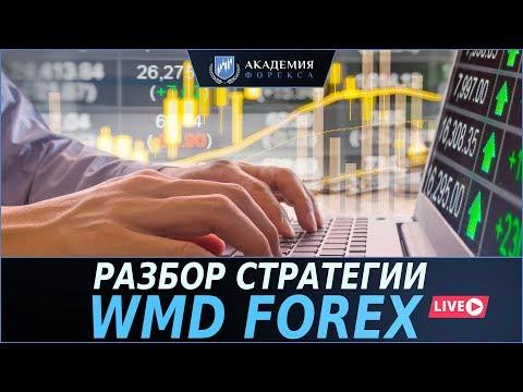 Разбор стратегии WMD Forex | На что способна стратегия за £5.495? | Академия Форекса