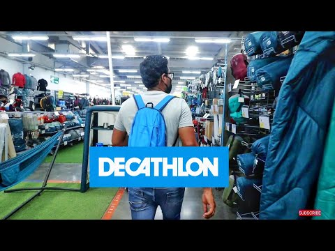 Shopping at biggest DECATHLON MALL in PUNE | Wagholi |