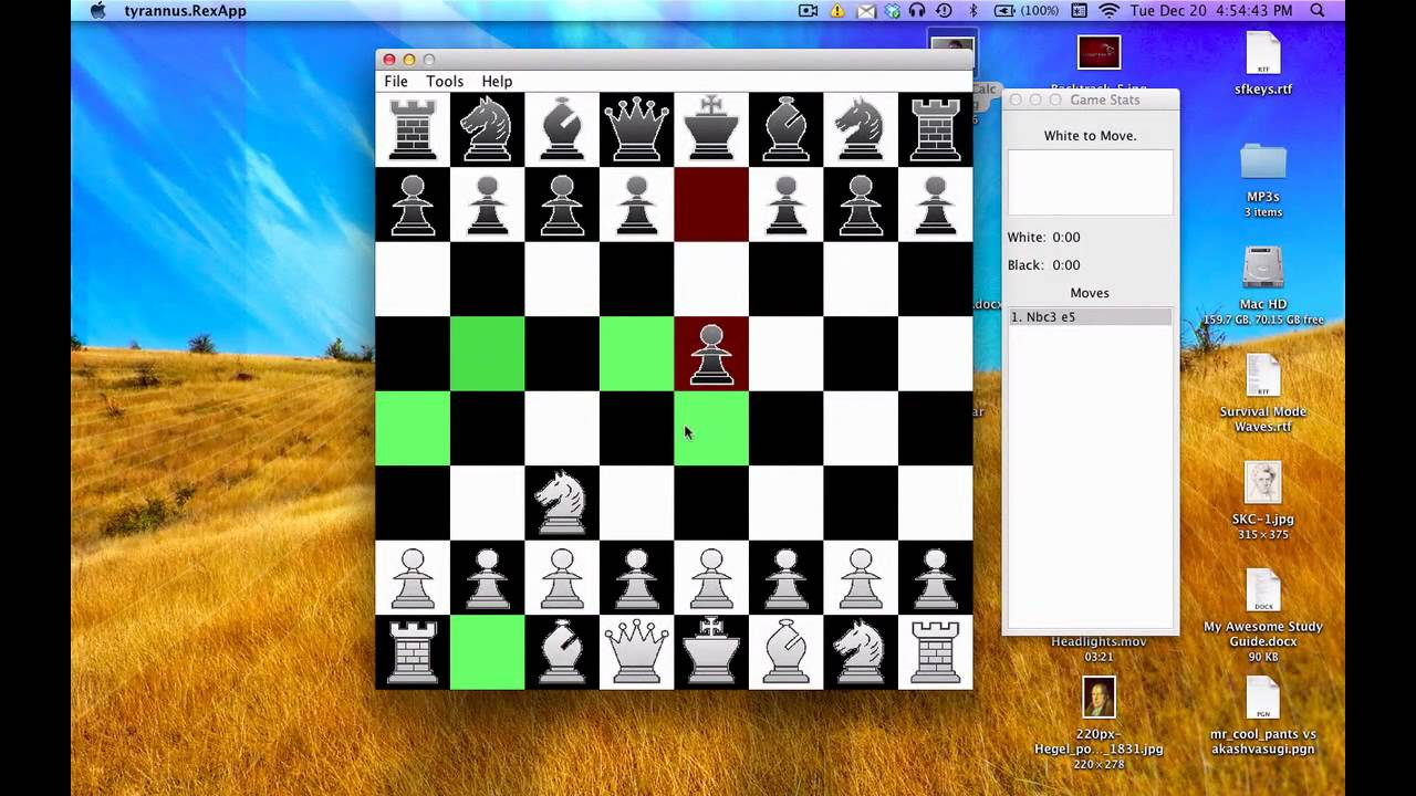 how to make chess on java