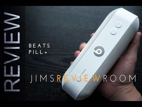 Beats Pill+ Bluetooth Speaker - 2016 NEW MODEL - REVIEW