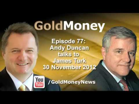 "James Turk: ""A lot of central bank gold is missing"""