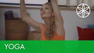Flow Yoga for Beginners - Ready & Go Flow | Yoga | Gaiam