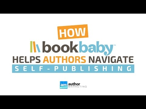 BookBaby.com Is For Authors That Don't Want To Go Into Self-Publishing All Alone