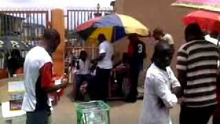Nigerian Presidential Elections 2011: voting continues in presidential election 2011
