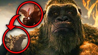 GODZILLA VS KONG TRAILER BREAKDOWN! Every Detail You Missed!