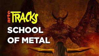 School of Metal : aux sources du gros son |Tracks ARTE