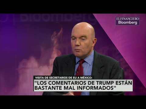 Mesa de análisis: ¿Cómo debería recibir México a Tillerson y Kelly, secretarios de EU?