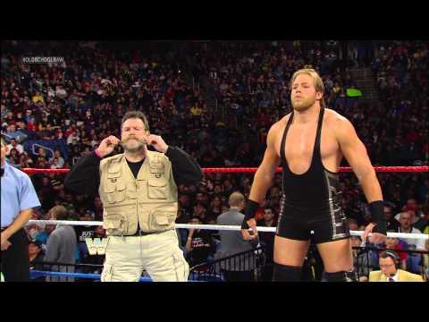 WWE Monday Night Raw En Espanol - Monday, March 4, 2013