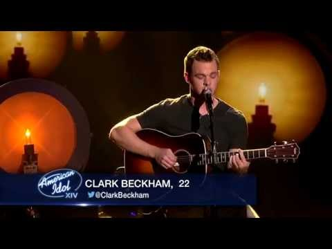 Clark Beckham - Sunday Morning (Top 11)