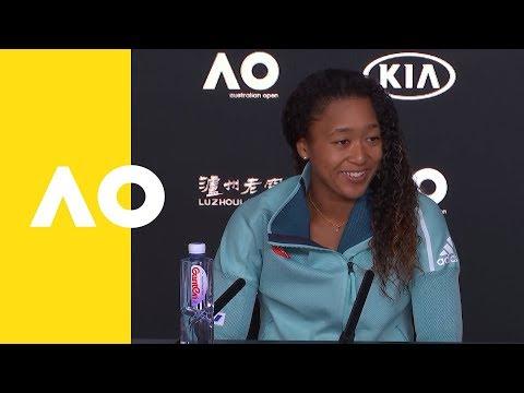 Naomi Osaka press conference (3R)   Australian Open 2019