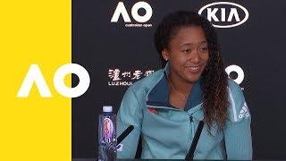Naomi Osaka press conference (3R) | Australian Open 2019