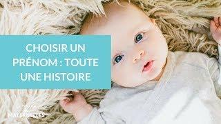 Choisir un prénom : toute une histoire ! - La Maison des maternelles #LMDM
